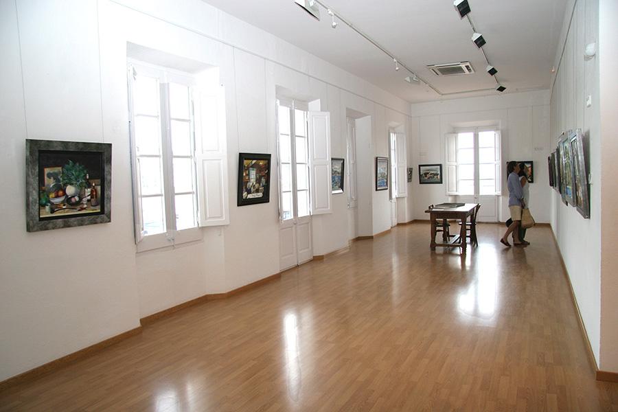 Sala llarga (1ª planta)