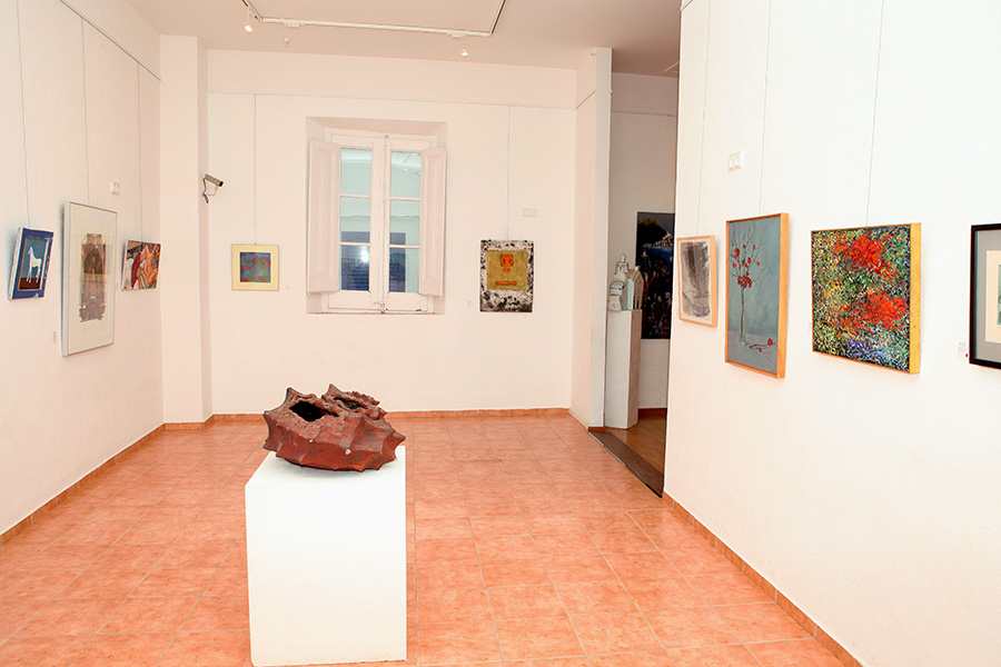 Sala petita (1ª planta)