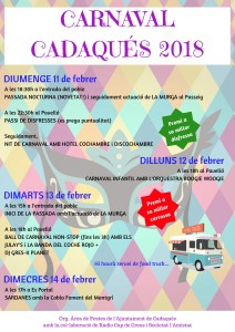Carnaval '18